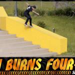 Spitfire Wheels - Luan Burns Four-Ever
