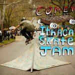 Comet Skateboards x Skate Invaders :: Ithaca Skate Jam 2016
