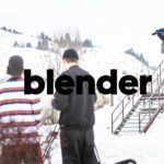 adidas Snowboarding - blender