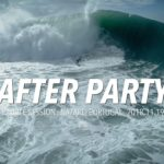 After Party - Big Wave Paddle Session @ Nazaré