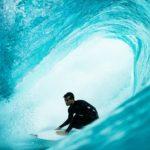 Jack RObinson join Volcom Surf Team