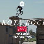 "Dakota Roche - CULT CREW ""It's Later Than You Think"" - DIG BMX"