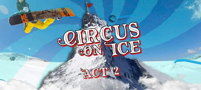 Rusty Toothbrush – Circus on Ice 🎪 Act 2