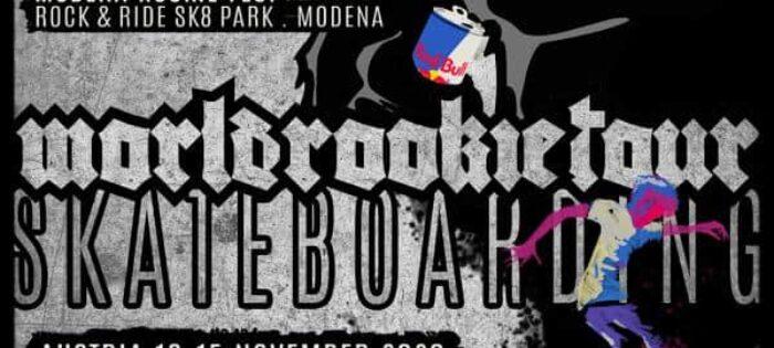 Annunciate le date del World Rookie Tour Skateboard 2020