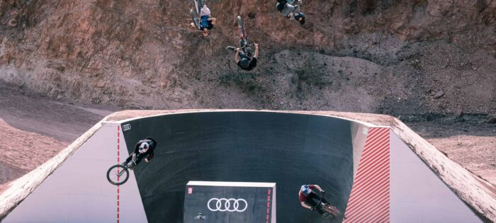 A Week of Memorable Firsts at The Audi Nines 2020