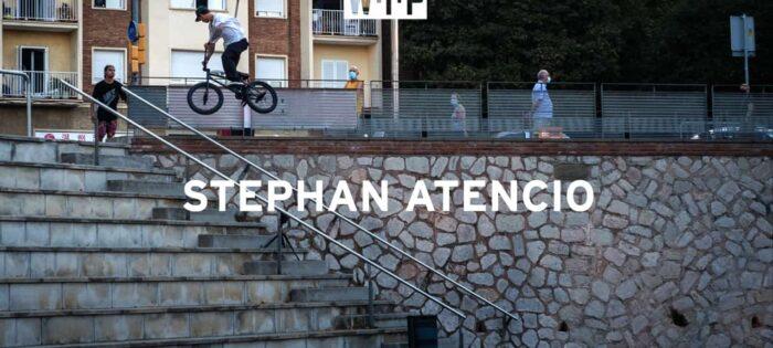 WETHEPEOPLE BMX: Stephan Atencio