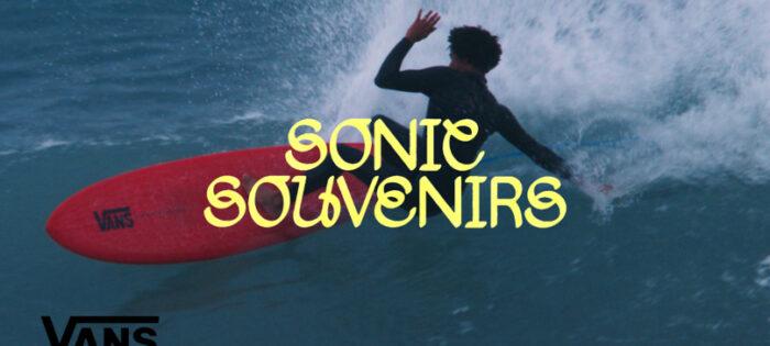 Vans presenta Sonic Souvenirs, con Mikey February