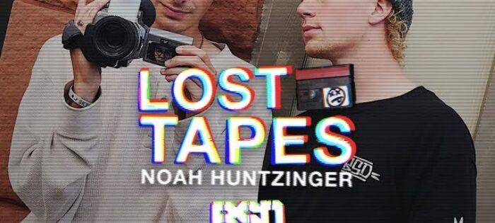 Noah Huntzinger 'Lost Tapes' BSD BMX
