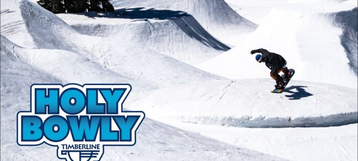 Snowboy Production – HOLY BOWLY 2021 At Timberline