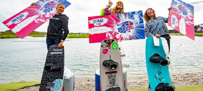 Claudia Pagnini vince il Red Bull WakeDuel 2021