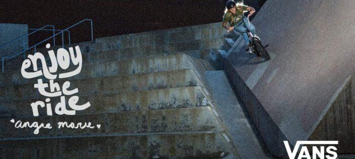 Vans BMX Presenta: Angie Marino –  Enjoy the Ride