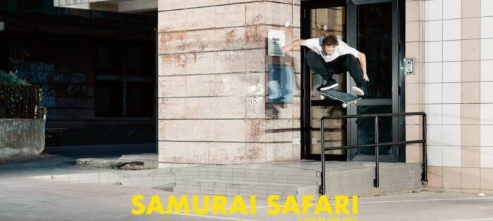Samurai Safari – FUGA vol.2