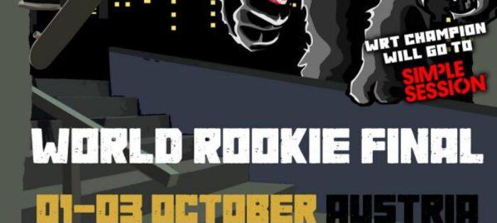 World Rookie Skateboard Finals 2021