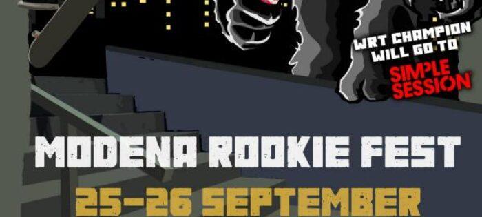 Ultima chiamata per il Modena Rookie Fest 2021