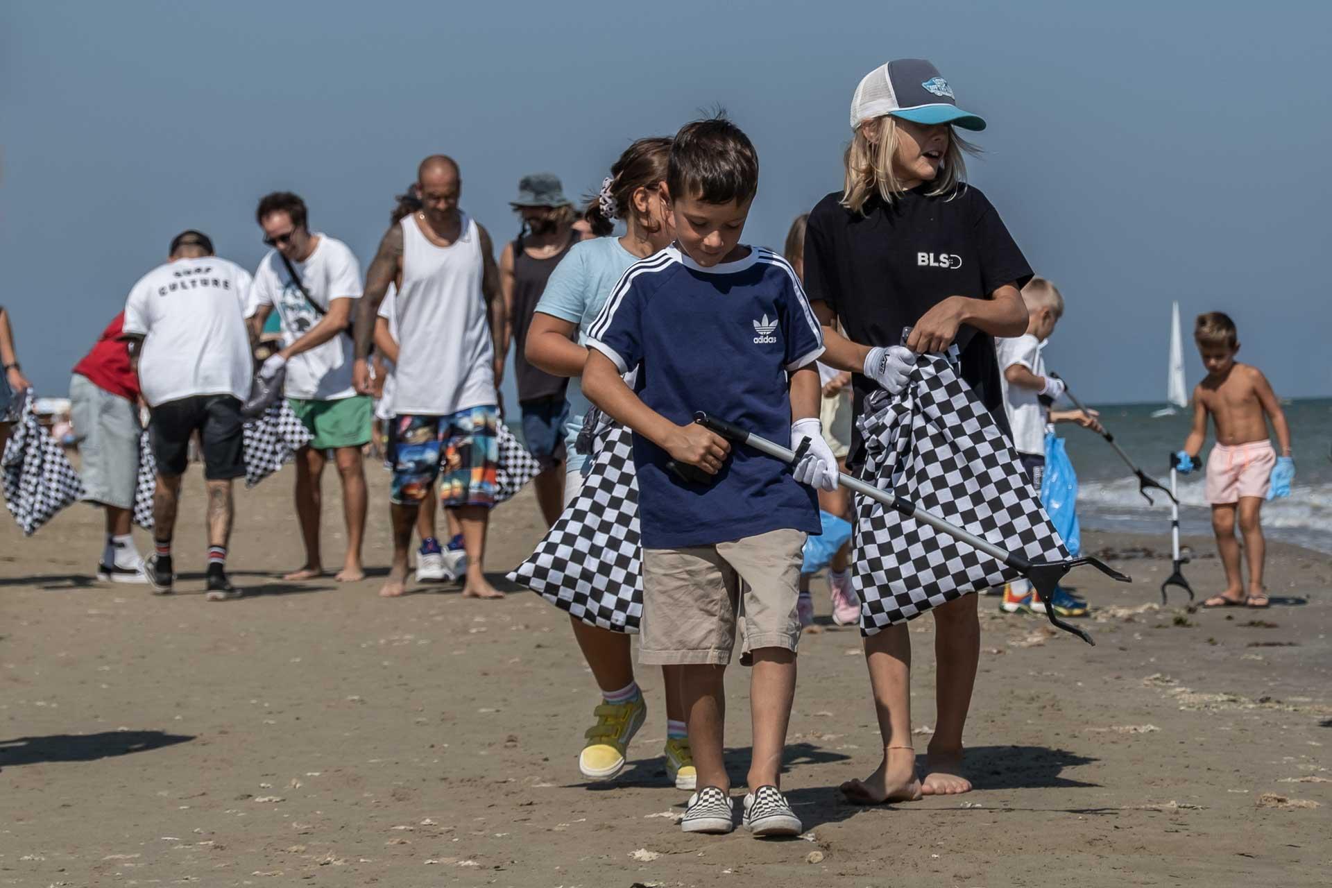 Beach Cleaning Senigallia-27