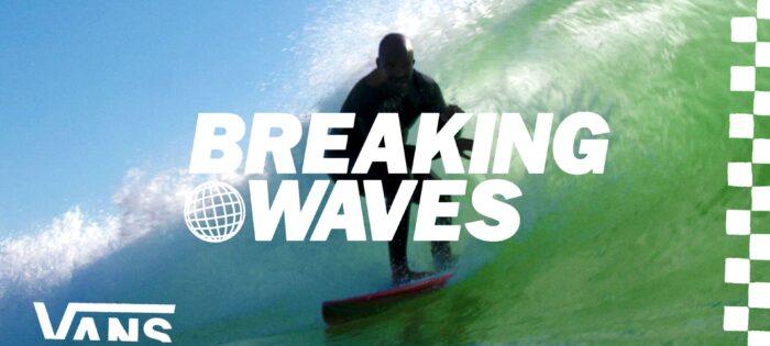 Vans Surf esplora come il surf può essere più inclusivo nel nuovo episodio di Breaking Waves