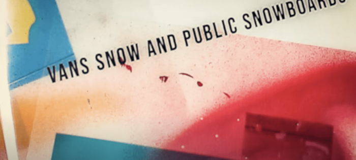 Vans Snow – Out of the Public Eye