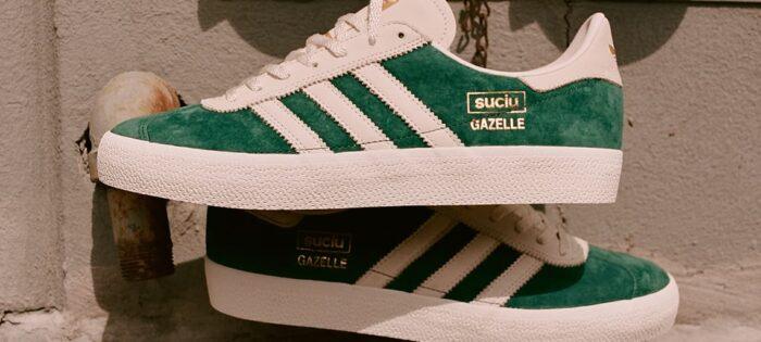 """Adidas – """"Gazelle ADV by Mark Suciu"""""""